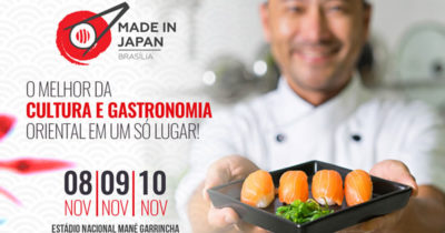 3º Made in Japan Brasília 2019 – Brasília-DF